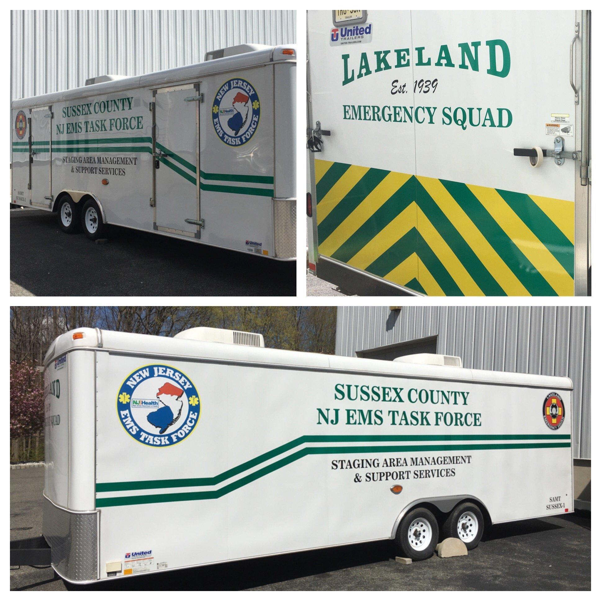 fleet lakeland ems